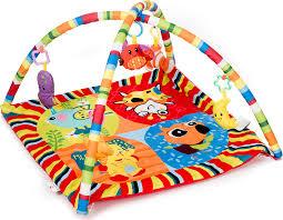 <b>Развивающий коврик BabyHit Play</b> Yard 2 Pink Dream: купить за ...