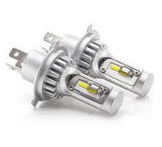 <b>Светодиодные</b> лампы H4: купить LED (лед) <b>лампочки</b> Н4 для ...