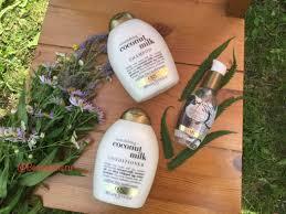 <b>OGX</b> Nourishing <b>Coconut Milk</b>: тест-драйв 3 продуктов | Beauty Labs