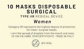 <b>Disposable Face Masks</b> Women | OVS