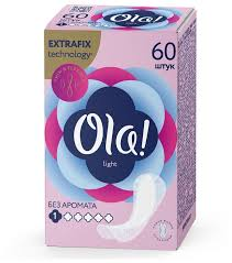 Ola! <b>прокладки ежедневные Light</b> Без аромата — купить с ...