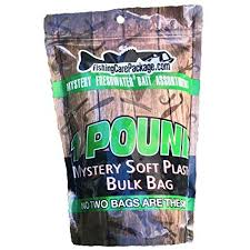Fishing Care Package 1LB Bulk Bait Bag : Sports ... - Amazon.com