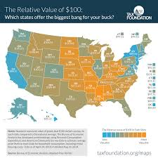 How Far Does $100 Go In Your State? Here