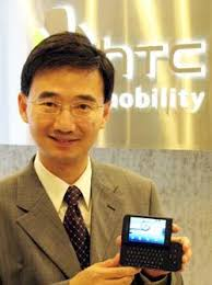 No says John Wang, CMO of High Tech Computer (HTC) because both are complementary. He goes on to say that both the platforms can co-exist because of their ... - htc-wang