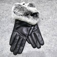 2019 <b>ZDFURS</b> *Women'S Autumn And <b>Winter</b> Warm Gloves Real ...