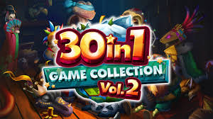 30-in-<b>1</b> Game Collection Is Back With Volume <b>2</b> On Nintendo Switch ...