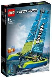 <b>Конструктор LEGO Technic</b> 42105 <b>Катамаран</b> купить по цене 2 ...