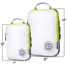 <b>Compression Packing Cubes</b> Set for Carryon <b>Travel</b>-Lightweight ...