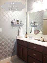 friendly bathroom makeovers ideas: bathroom makeover and reveal entirely eventful day
