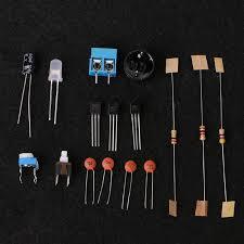 DIY Kit <b>Metal Detector</b> Kit DC 3V-5V 60mm <b>Non</b>-<b>contact</b> Electronic ...