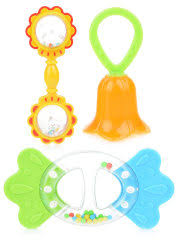 <b>Погремушки подарочный набор Стеллар</b> 11965003 в интернет ...