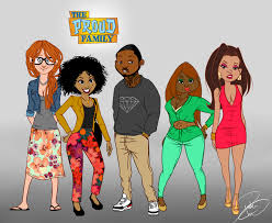 The Proud Family Enhanced   Disney Channel   Know Your Meme via Relatably.com