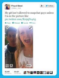 funny-face-girl-boyfriend-Twitter-allowed1.jpg via Relatably.com