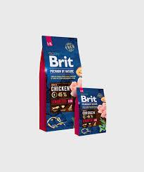 <b>Brit Premium</b> By Nature – <b>Senior</b> (Large & Giant Breed) – DOGBOX