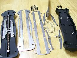 <b>Автоматический нож фронтального</b> выброса. История и ...