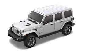 Official <b>Jeep Wrangler</b> safety rating