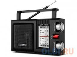 <b>Радиоприемник SVEN SRP-450</b>, черный — купить по лучшей ...