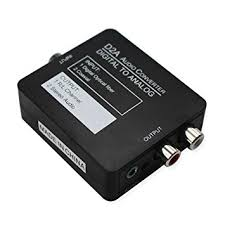 <b>Wiistar Digital to Analog</b> Converter Optical Toslink Coaxial Digital to ...
