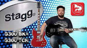 "STAGG G300 - <b>Электрогитара</b> типа ""<b>GIBSON SG</b>"" но дешевле в 3 ..."