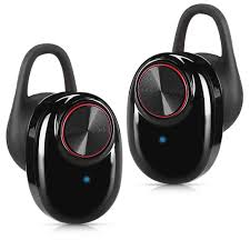 <b>Alfawise TWS Wireless</b> Mini Earbuds Bluetooth 5.0 Stereo Bilateral ...