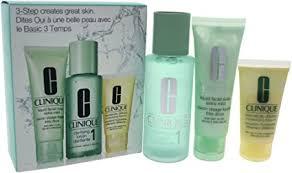 <b>Clinique 3 Step</b> Skin Type I <b>Set</b> 3 Pieces: Amazon.co.uk: Beauty
