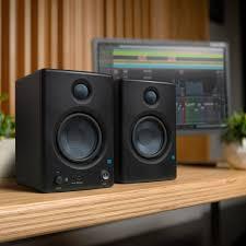 <b>PreSonus Eris</b> E4.5 BT – студийные мониторы c возможностью ...