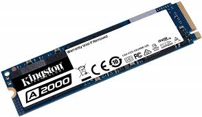 <b>Жесткий диск</b> SSD <b>Kingston A2000</b> (SA2000M8/250G) 250Gb ...
