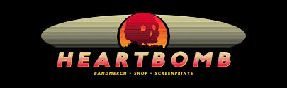 <b>HeartBomb</b> Custom Screenprints - Home | Facebook