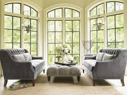 Two Loveseat Living Room Baers Custom Furniture Love Seats Youll Love