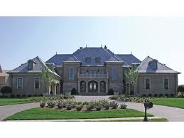 French Chateau House Plans at Dream Home Source   Chateauesque    DHSW