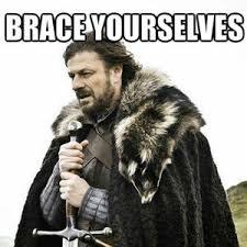 Winter Is A Frigid B**** by wightnight - Meme Center via Relatably.com