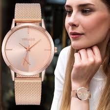 2019 Hot <b>Fashion</b> Women Quartz <b>Watch</b> Luxury <b>Plastic</b> Leather ...