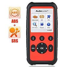 Amazon.com: <b>Autel AutoLink AL609P</b> Pro OBD2 Scanner with ABS ...
