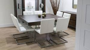Square Dining Room Table With 8 Chairs Dining Table Excellent 48 Inch Round Dining Room Table With Leaf