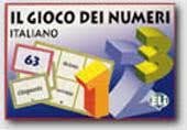 ELI Language <b>Games Il gioco dei</b> numeri | Italian | 9788881480784 ...