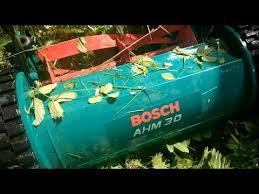 <b>Bosch AHM</b> 30 Тестирование и Отзыв на механическую ...