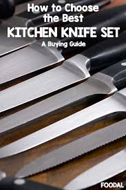 The Best <b>Kitchen Knife Sets</b> of 2019 | A Foodal Buying Guide