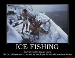 Ice Fishing The HardWay on Pinterest | Ice Fishing, Meme and Search via Relatably.com