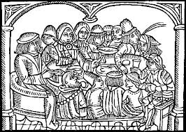 Image result for canterbury tales characters