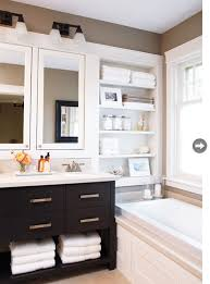 built bathroom vanity design ideas:  creative bathroom vanity design ideas