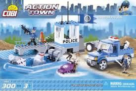 <b>COBI</b> Action Town <b>конструкторы</b>, посвященные жизни мегаполиса ...