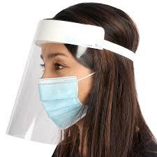 Medical <b>face shield</b>, CE certified - Candor | Tarifold