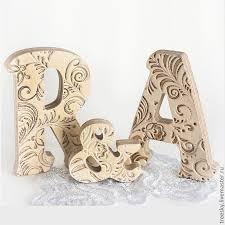 Буквы из дерева, Свадебное фото, буквы <b>декоративные</b>.Буквы ...