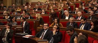Resultat d'imatges de parlament de catalunya junts pel si cup