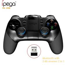 <b>Ipega PG 9156</b> Bluetooth Gamepad With 2.4G Wireless Receiver ...