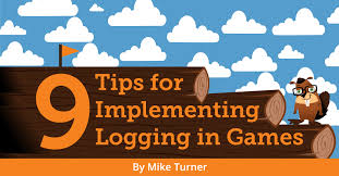 Nine Tips for Implementing <b>Logging</b> in <b>Games</b>