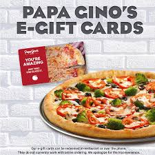 Papa Gino's at 95 Storrs Road Willimantic, CT | Pizza, Delivery ...