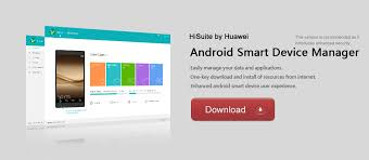HiSuite - Android Smart Device Manager - Huawei Device., Co Ltd..