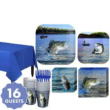 <b>Fishing Party</b> Supplies & Decorations   Party City