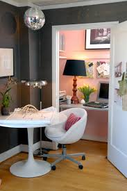 architecture and interior design inspiration for an eclectic home office remodel in san francisco with pink beautiful inspiration office furniture